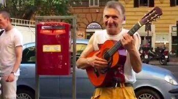 Gitarzysta ''Miau Miau'' Morricone nadal w formie