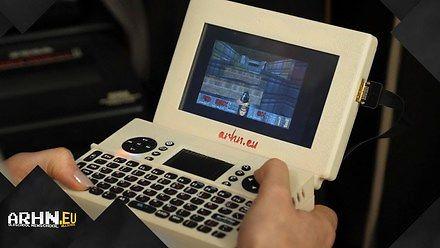 """Arhn.eu buduje """"PC Classic Mini"""" z napędem dyskietek!"""