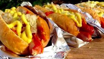 NYC Hot Dogs, czyli Kuchnia Kwasiora po amerykańsku