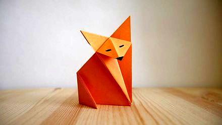 Tak powinien wyglądać samouczek do origami