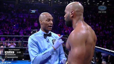 Brzuchaty bokser kontra muskularny bokser