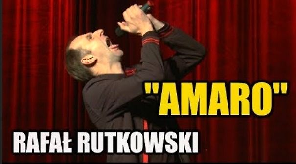 """Czyje nazwiska mają znaczenie - Stand-up Rafała Rutkowskiego """"Amaro"""""""