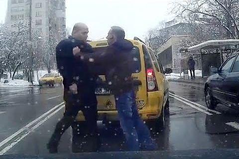 Wścieklizna drogowa w Rosji