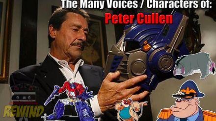 Słyszałeś go nie raz. Peter Cullen