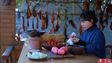 Przygotowania do chińskiego Nowego Roku