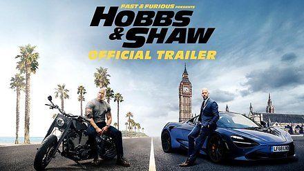 Szybcy i wściekli: Hobbs i Shaw - zwiastun filmu o nowych superbohaterach