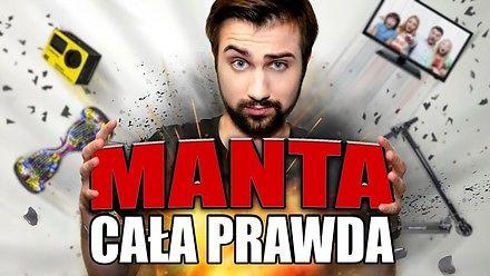 Cała prawda o firmie MANTA