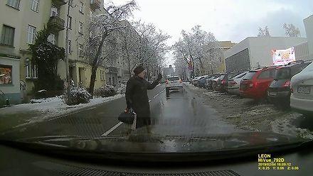 Pomocna babcia z Sosnowca