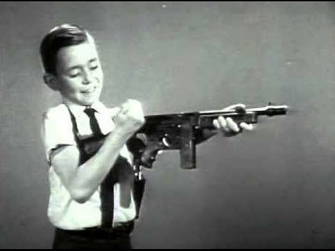 Amerykańskie reklamy zabawek dla chłopców
