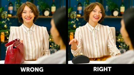 Jak być damą w restauracji?