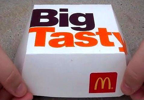 McDonald's - test produktów z RPA