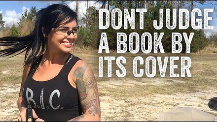Nie oceniaj książki po cyckach