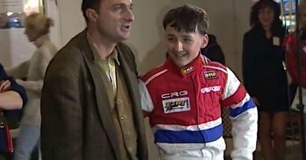 13-letni Kubica na spotkaniu z czołówką polskich rajdowców