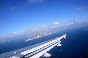 Przerwane lądowanie British Airways BA492 Gibraltar 25th Feb 2019