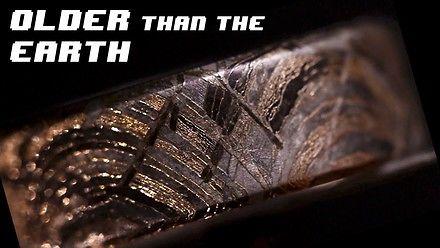 4566300000-letni pierścień z meteorytu!