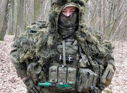 Liniowość wyposażenia żołnierza