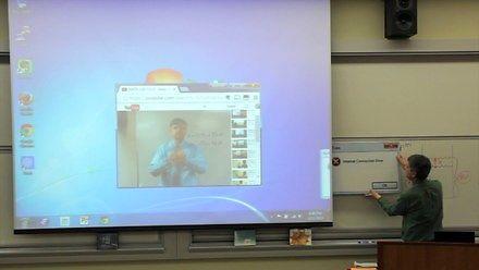 Pomysłowa prezentacja na zajęciach