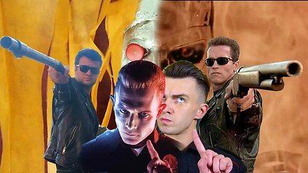 Terminator 2 - zwiastun niskobudżetowy