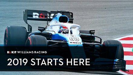 Nowy sezon, nowi kierowcy, nowy Williams