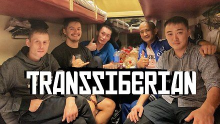 Kolej Transsyberyjska zimą. 74 godziny w rosyjskim pociągu