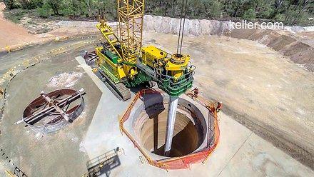 Zastanawiałeś się kiedyś od czego zaczyna się budowa kopalni?