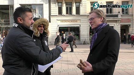 Hipokryzja po szwedzku. Czy ludzie przyjmą uchodźcę?