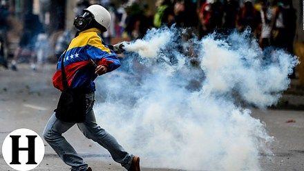 Wenezuela. Historia upadku cz.1