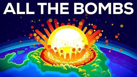 Co się stanie, gdy zdetonujemy wszystkie bomby atomowe w jednej chwili?