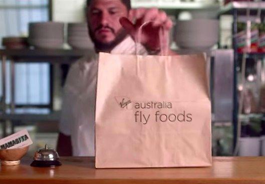 Linie lotniczne dostarczą twój posiłek z australijskiej restauracji do twojego domu
