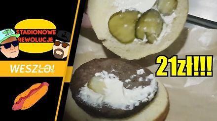 Gastronomiczny skandal, czyli dlaczego nie warto kupować jedzenia na Stadionie Narodowym