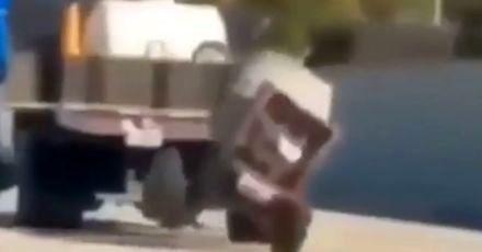 Rozbrykana betoniarka