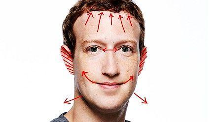 Jak wyglądał Mark Zuckerberg przed operacjami plastycznymi?