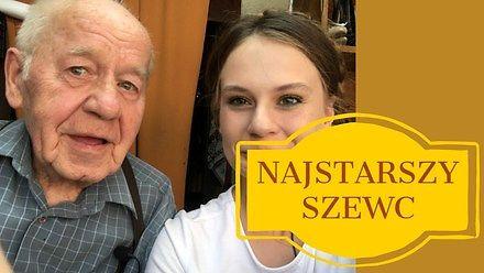 Najstarszy szewc w Polsce
