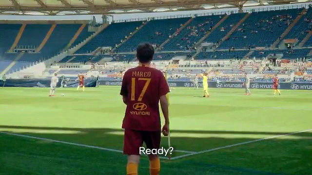 Kibic stwierdził, że nawet on by wykorzystał sytuację piłkarza Romy. Klub dał mu taką możliwość