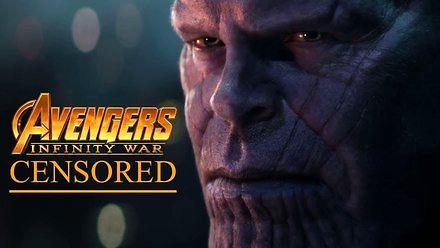 Ocenzurowani Avengersi są jeszcze lepsi!