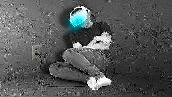 Spał, gotował, jadł, żył tydzień nie zdejmując headsetu VR