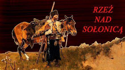 Powstania kozackie. Rzeź pod Sołonicą w 1596 roku