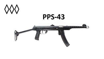 Irytujący Historyk o pistolecie maszynowym PPS-43