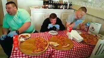 Gienek wygrywa w wyzwaniu Pizzeria Al Forno!