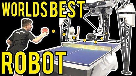 Dlaczego w ping-pongu robot jest lepszy od człowieka?
