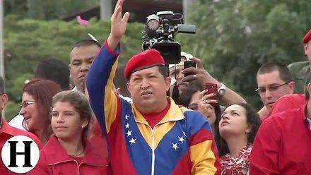 Wenezuela. Historia upadku cz.2 - Chavez
