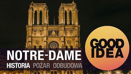 Historia i architektura katedry Notre-Dame