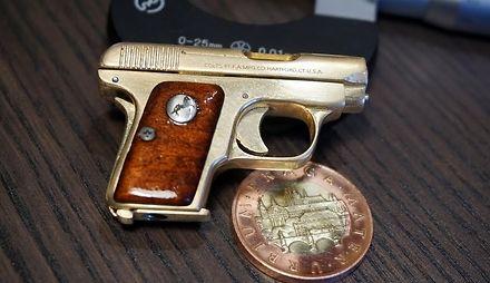 W temacie miniaturyzacji broni palnej