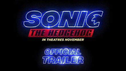 Sonic The Hedgehog - zwiastun filmu na podstawie kultowej gry