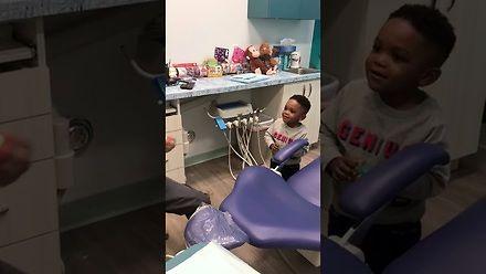 Dentysta, którego lubią dzieci