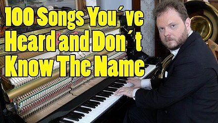 """100 utworów, które """"znasz"""", ale prawdopodobnie nie znasz tytułu"""