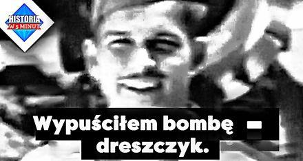 """""""Zrzuciłem bombę atomową na Hiroszimę"""" - wywiad z 1945 roku"""