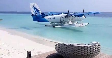 A może by rzucić to wszystko i polecieć na Malediwy...?
