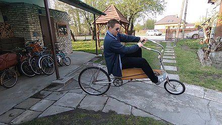 Wycieczka do Muzeum Nietypowych Rowerów w Gołębiu