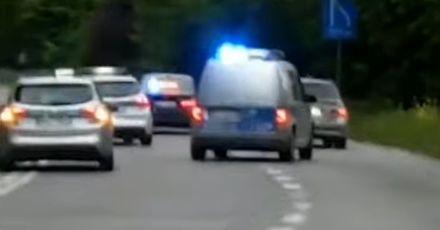 Pościg ulicami Nysy za pijanym kierującym w BMW